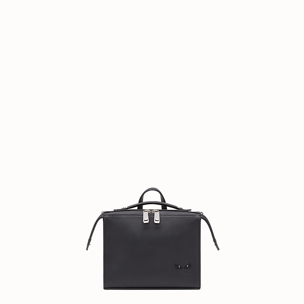 FENDI MINI LUI BAG - Black leather bag - view 1 small thumbnail