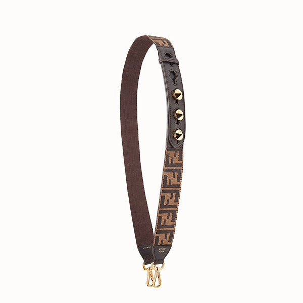FENDI STRAP YOU - Fabric shoulder strap - view 1 small thumbnail