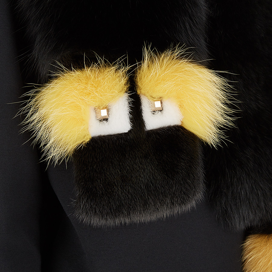 FENDI COLLAR - Gold Edition fur collar - view 2 detail