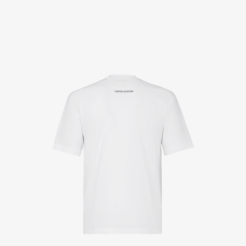 FENDI T-SHIRT - Karl Lagerfeld Limited Edition T-shirt - view 2 detail