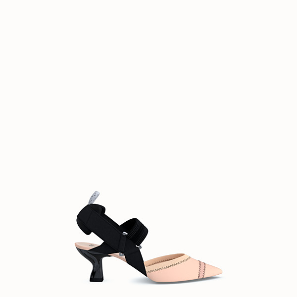 FENDI COURT SHOES - Customisable Colibrì - view 1 small thumbnail