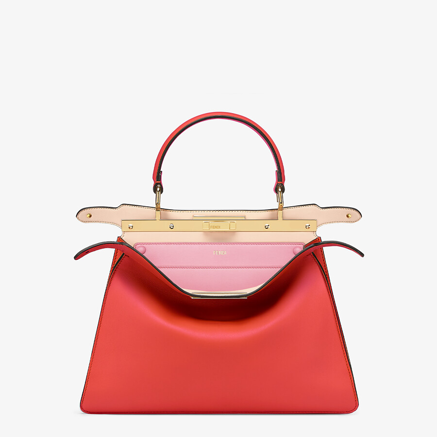 FENDI PEEKABOO ISEEU MEDIUM - Bag from the Lunar New Year Limited Capsule Collection - view 2 detail