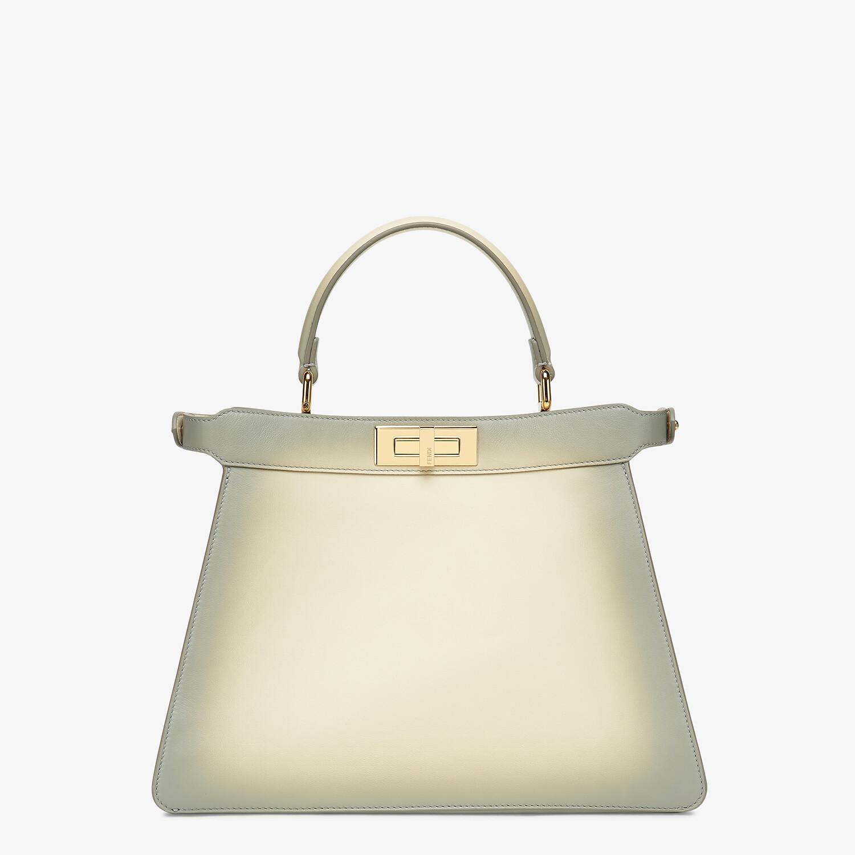 FENDI PEEKABOO ISEEU MEDIUM - White leather bag - view 5 detail