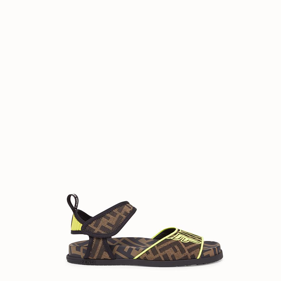 2bff477e Zapatos de Lujo para Mujer - Zapatos En Piel y Cuero | Fendi