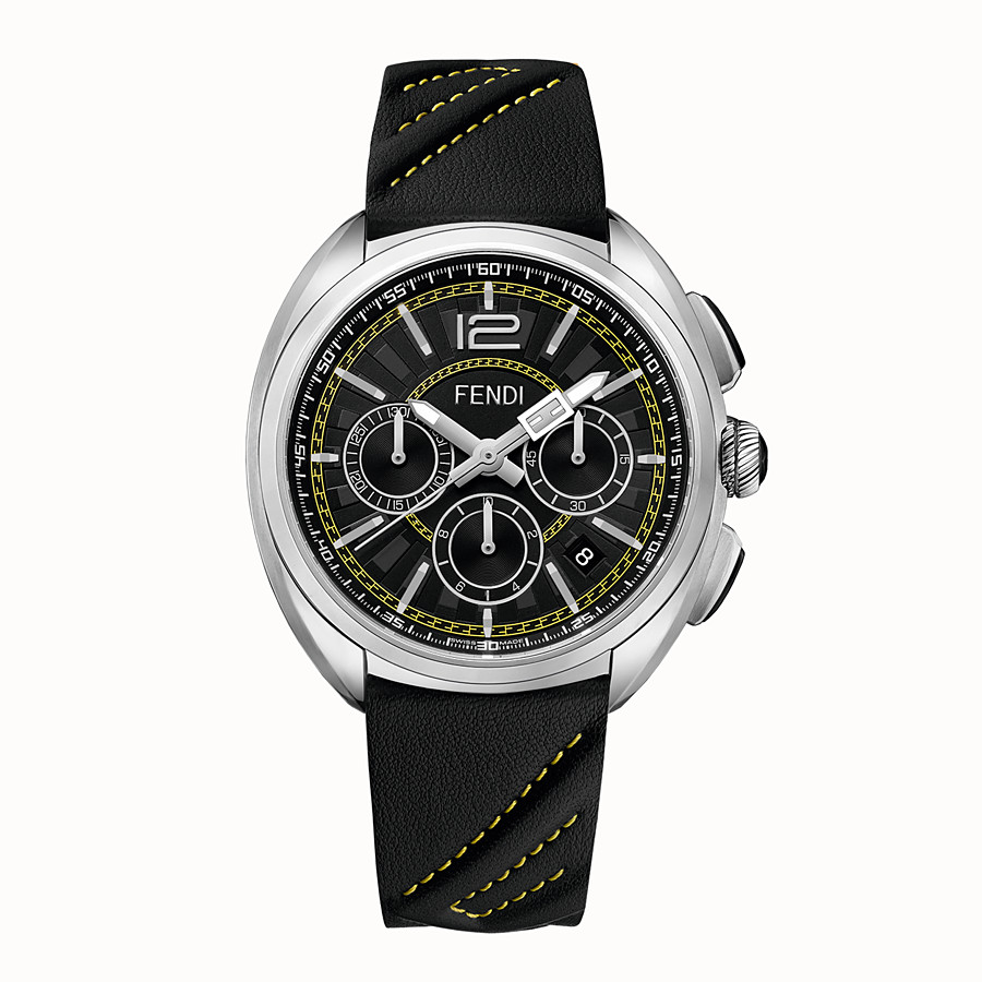FENDI MOMENTO FENDI - 46 mm - Chronograph watch with bracelet - view 1 detail