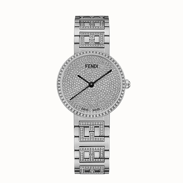 FENDI FOREVER FENDI - 29 MM - Watch with FF logo bracelet - view 1 small thumbnail