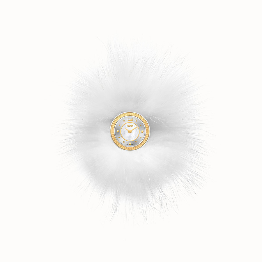 FENDI FENDI MY WAY - 28 mm - Watch with fur Glamy - view 2 detail