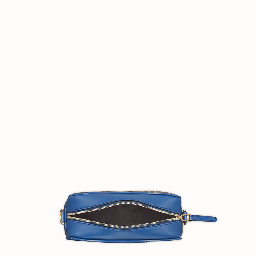 FENDI CAMERA CASE - Multicolour canvas bag - view 4 detail