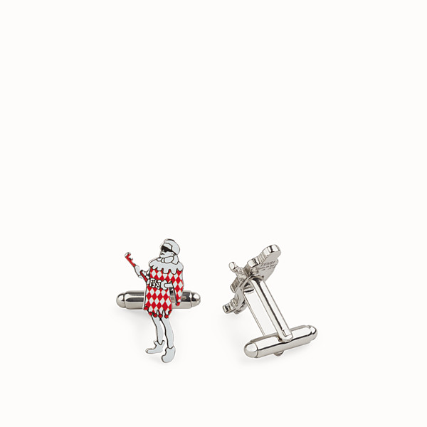 FENDI CUFFLINKS - Multicolour cufflinks - view 1 small thumbnail