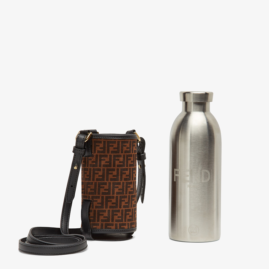 FENDI BOTTLE HOLDER - Flask holder made in collaboration with 24Bottles® - view 2 detail