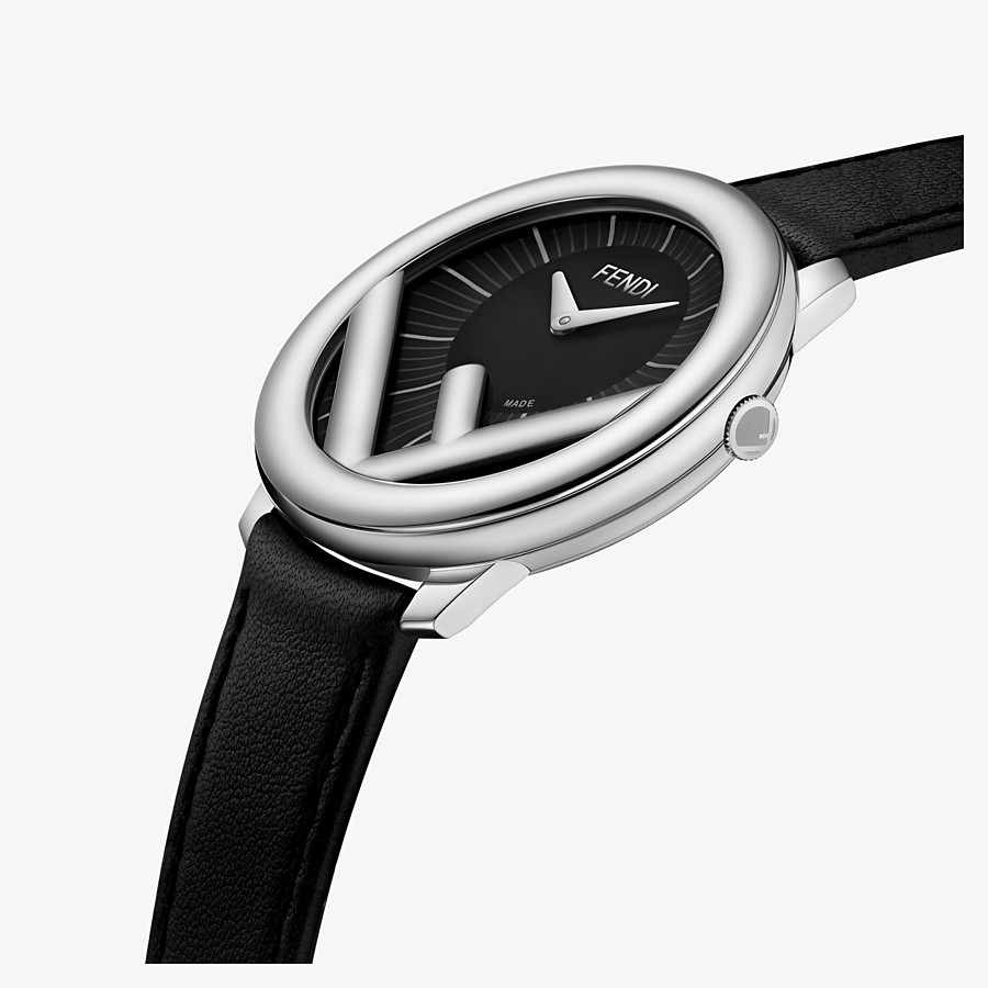 FENDI RUNAWAY - 28 mm - Watch with F is Fendi logo - view 3 detail