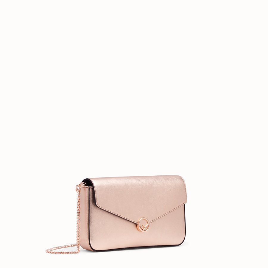 FENDI WALLET ON CHAIN WITH POUCHES - Minibag Chinese New Year Limited Capsule - vista 3 dettaglio