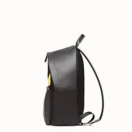 FENDI BACKPACK - Backpack in black nylon - view 2 thumbnail