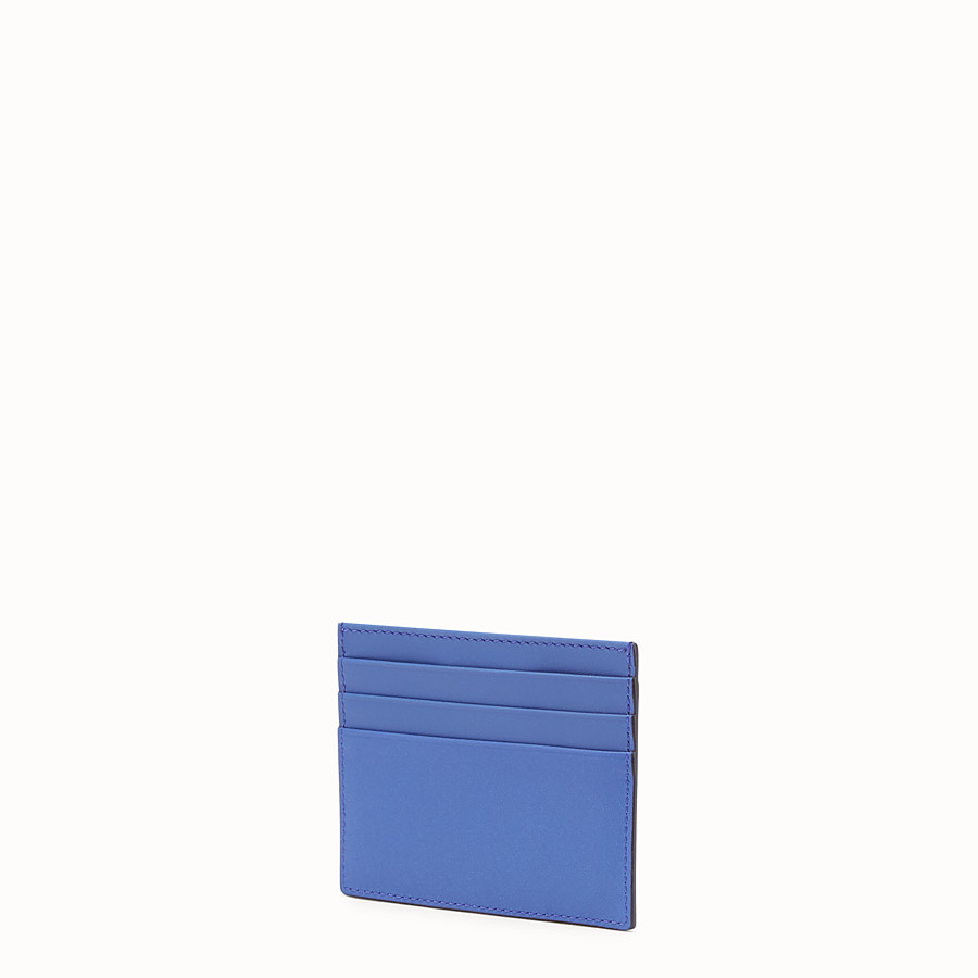 FENDI 卡片套 - 拼色皮革卡片套 - view 2 detail