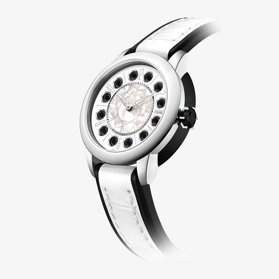 FENDI FENDI ISHINE - 33 mm - Watch with rotating precious stones - view 3 detail