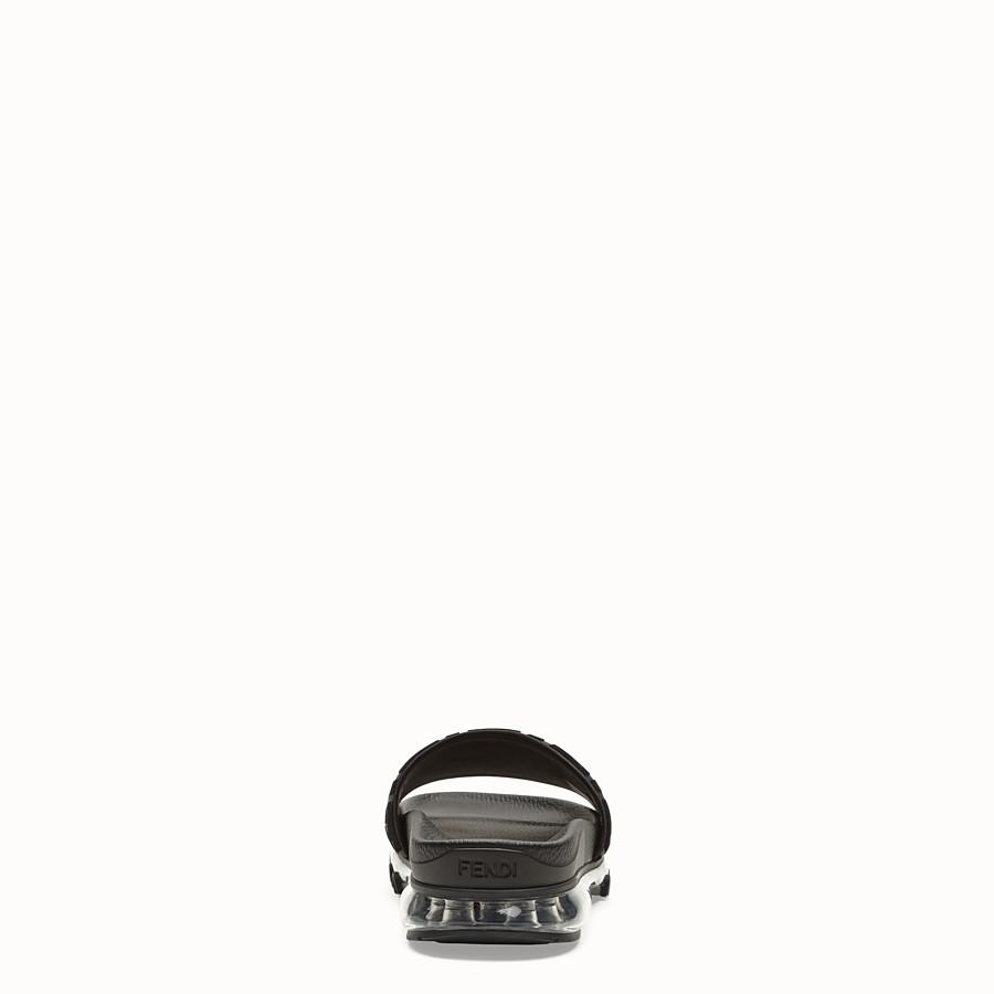 FENDI SANDALIA - Sandalia tipo chancla Fendi para Jackson Wang de PU y Lycra® - view 3 detail