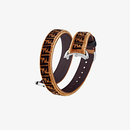 FENDI SELLERIA STRAP YOU - Interchangeable double tour strap - view 1 thumbnail