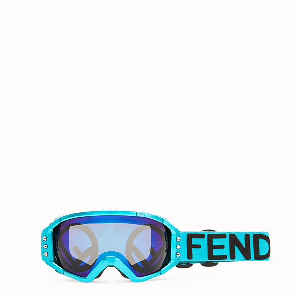 FENDI SKI MASK - Pale blue ski mask - view 1 small thumbnail