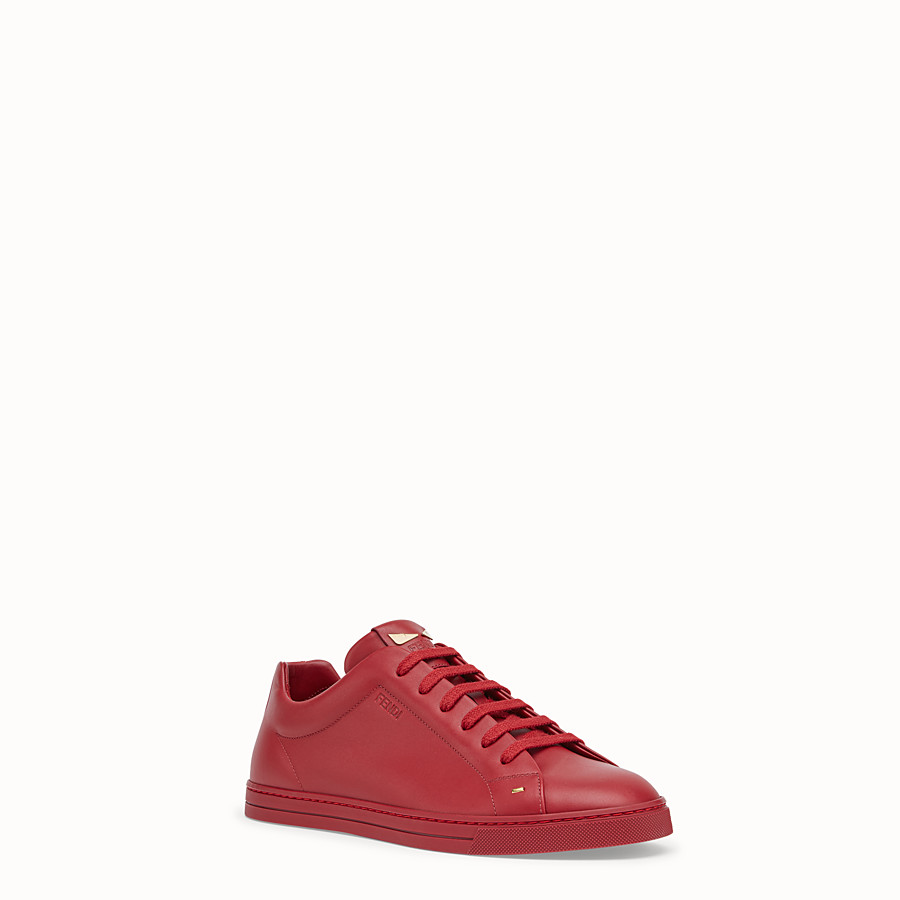 FENDI SNEAKERS - Low-tops from the Chinese New Year Limited Capsule Collection - view 2 detail