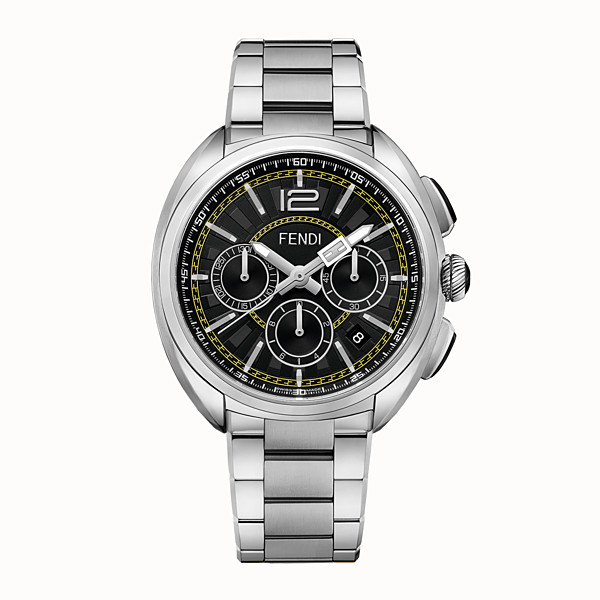 FENDI MOMENTO FENDI - Chronograph watch with bracelet - view 1 small thumbnail