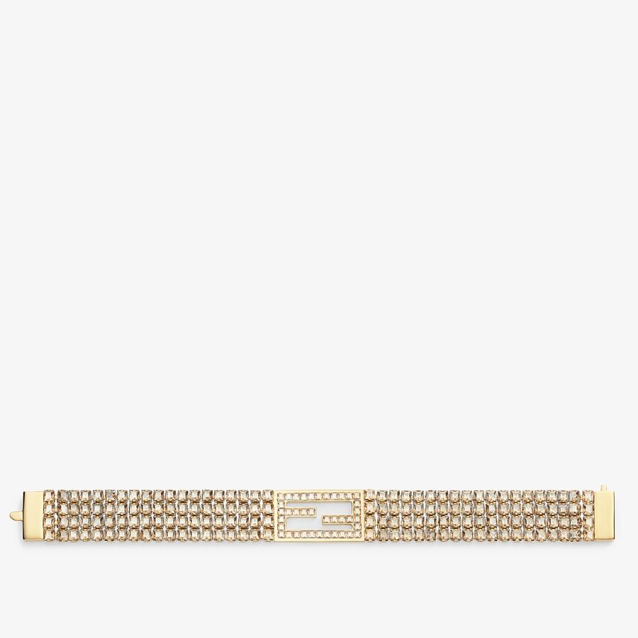 FENDI BAGUETTE ARMREIF - Armband Goldfarben - view 1 detail