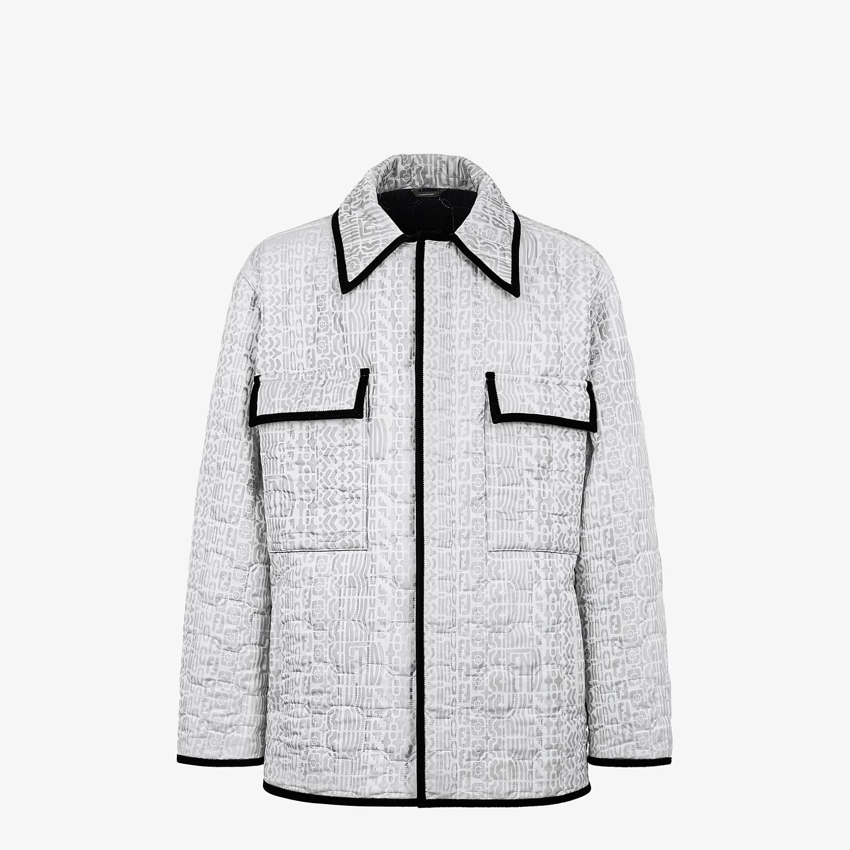 FENDI JACKET - Fendi X Anrealage tech fabric jacket - view 4 detail