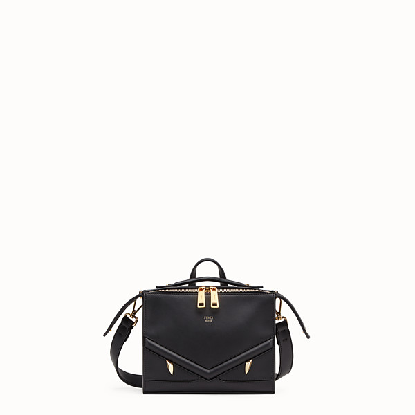 FENDI MINI LUI BAG - Sac en cuir noir - view 1 small thumbnail