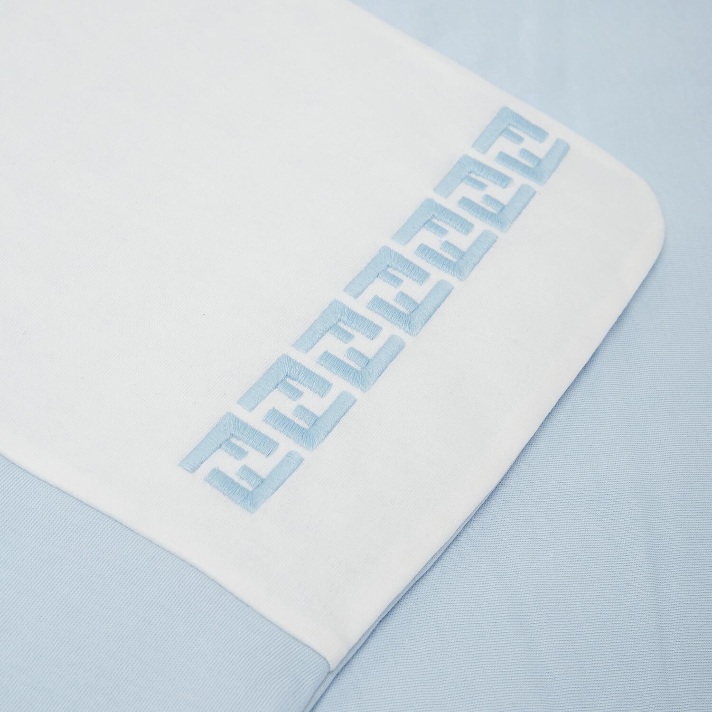 FENDI BABY BLANKET - Jersey baby blanket - view 3 detail