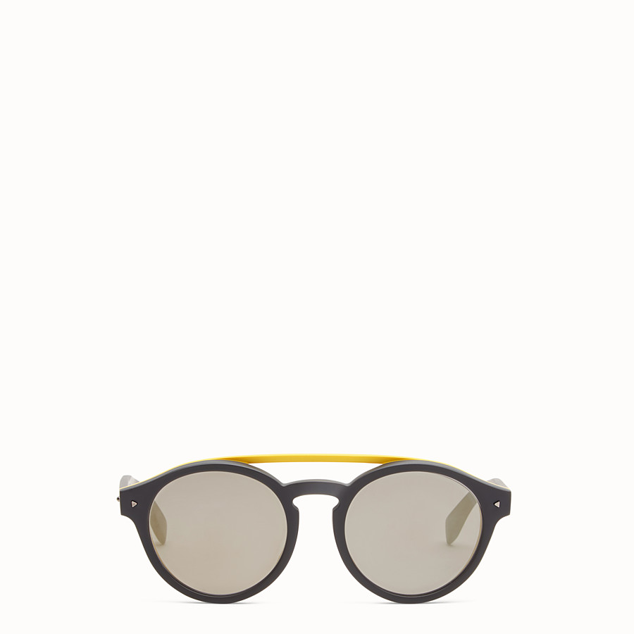 FENDI I SEE YOU - Lunettes de soleil grises - view 1 detail