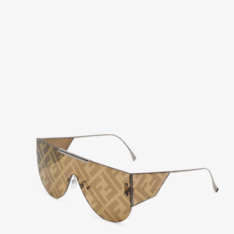 FENDI FABULOUS 2.0 - Brown sunglasses - view 2 detail