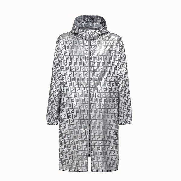 FENDI PARKA - Fendi Prints On nylon raincoat - view 1 small thumbnail