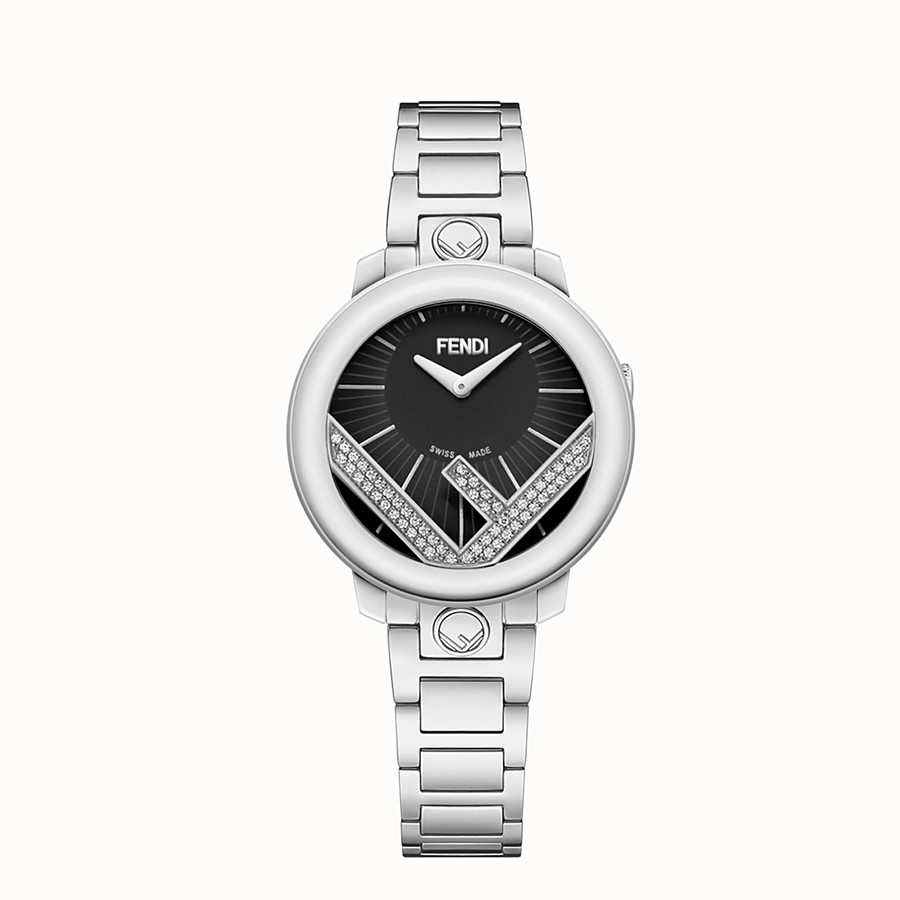 FENDI RUN AWAY - 28 mm - Montre logo F is Fendi - view 1 detail