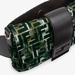 FENDI BAGUETTE - Multicolour nylon bag - view 6 thumbnail