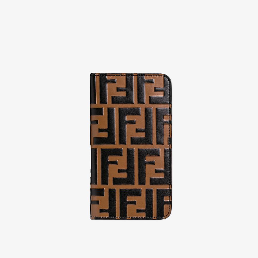 FENDI CUSTODIA SMARTPHONE - Cover a libro multicolor - vista 1 dettaglio