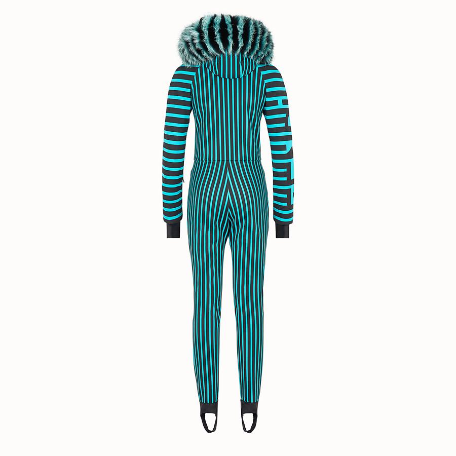 FENDI SKI SUIT - Multicolour tech fabric ski suit - view 2 detail