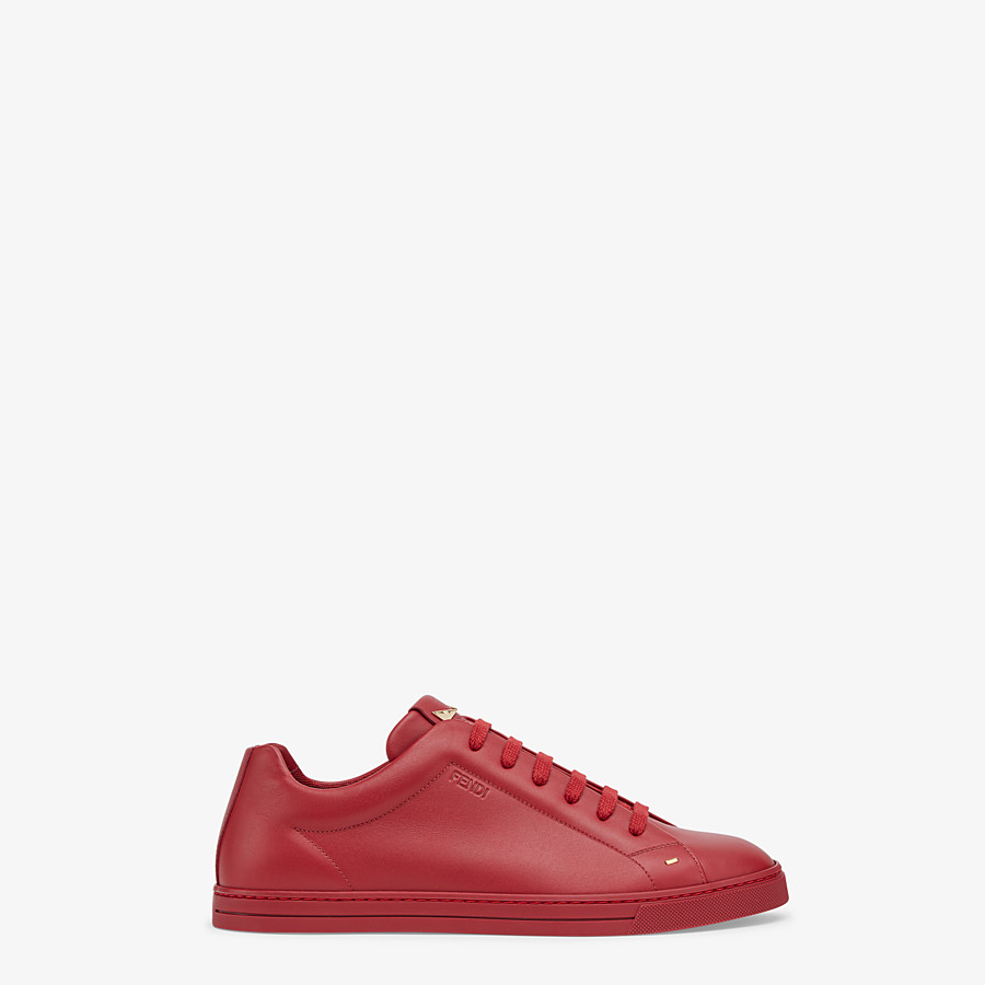 FENDI SNEAKERS - Low-tops from the Chinese New Year Limited Capsule Collection - view 1 detail