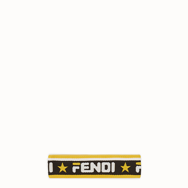 FENDI BAND - Multicolor terrycloth band - view 1 small thumbnail