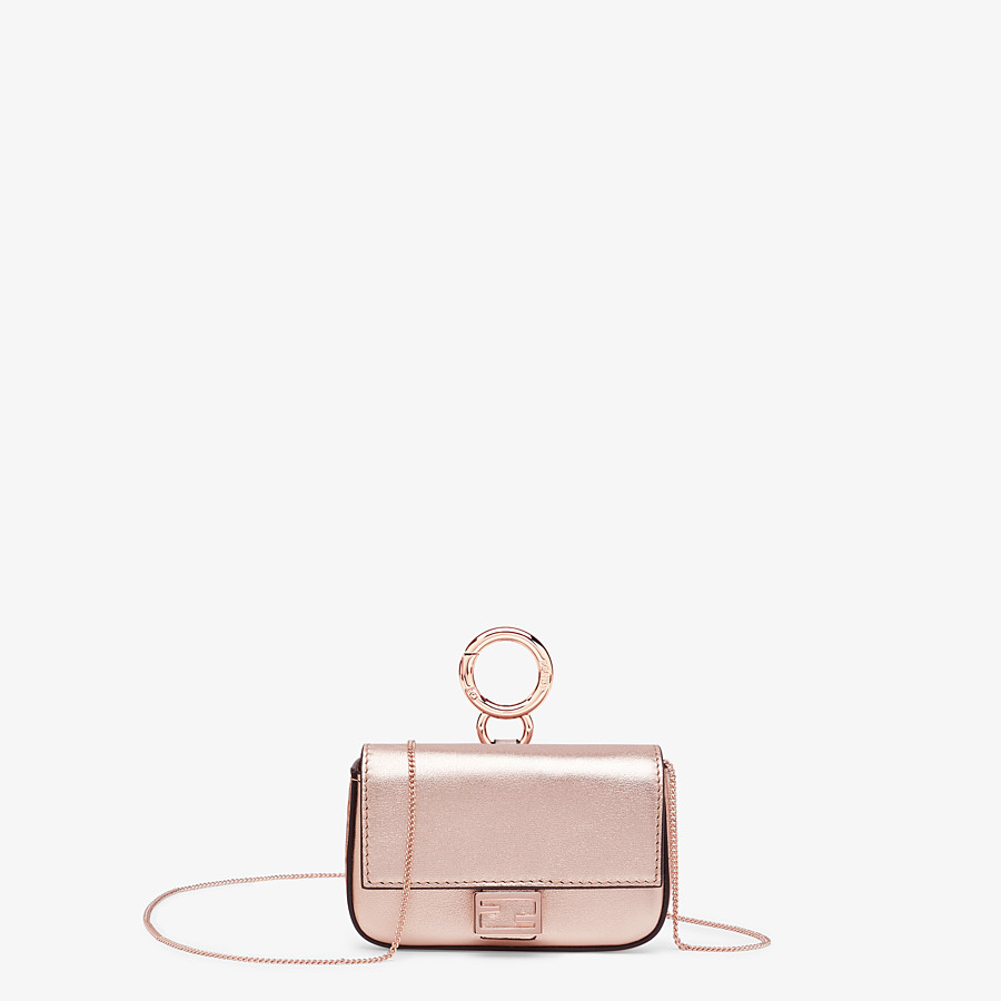 FENDI NANO BAGUETTE CHARM - Charm from the Chinese New Year Limited Capsule Collection - view 1 detail