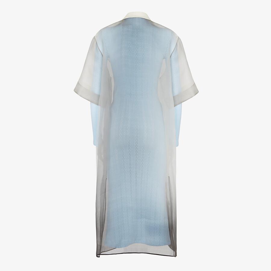 FENDI DRESS - White organza dress - view 2 detail