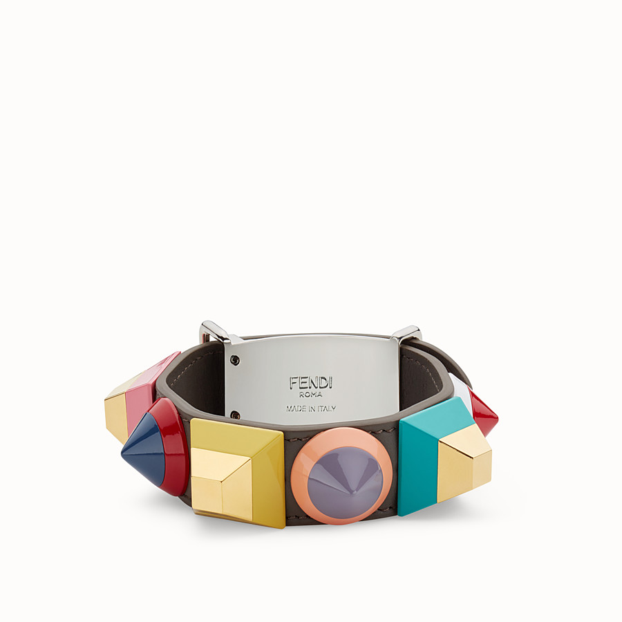 FENDI PULSERA RAINBOW - Pulsera Rainbow de piel - view 1 detail