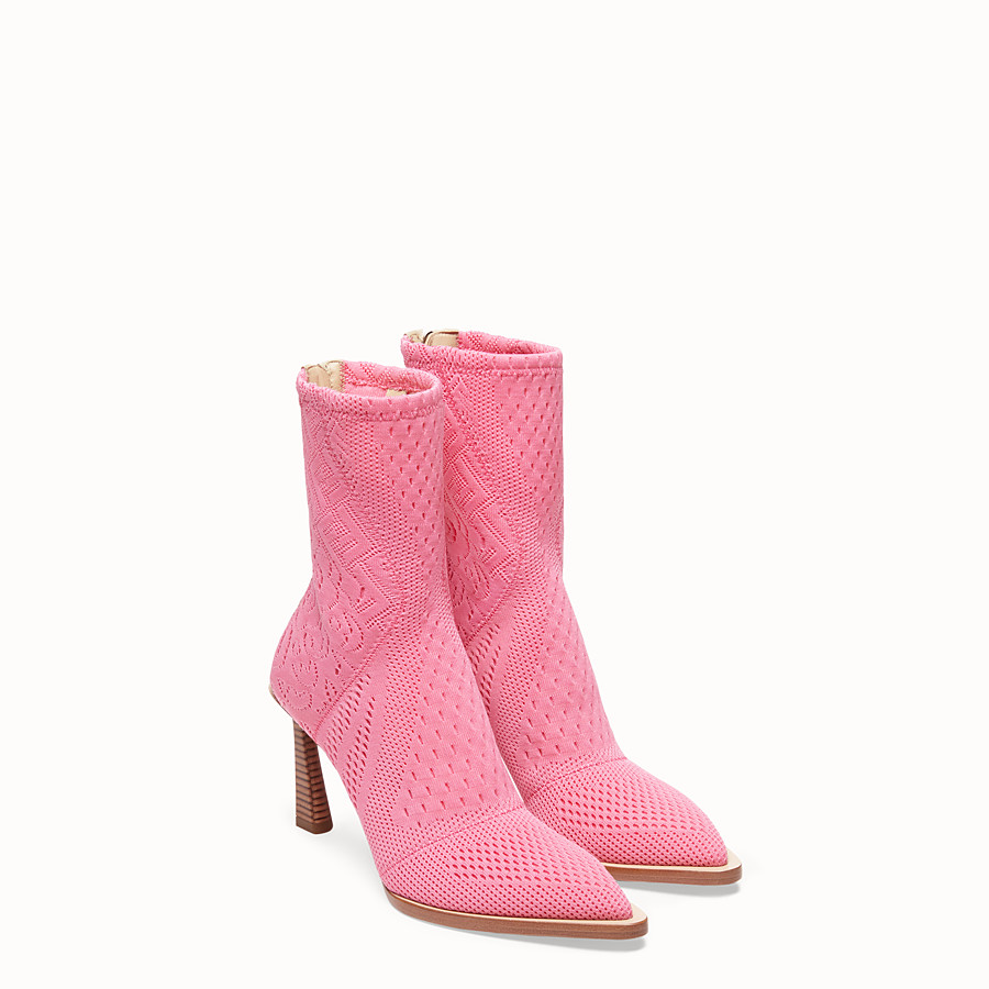 FENDI ANKLE BOOTS -  - view 4 detail