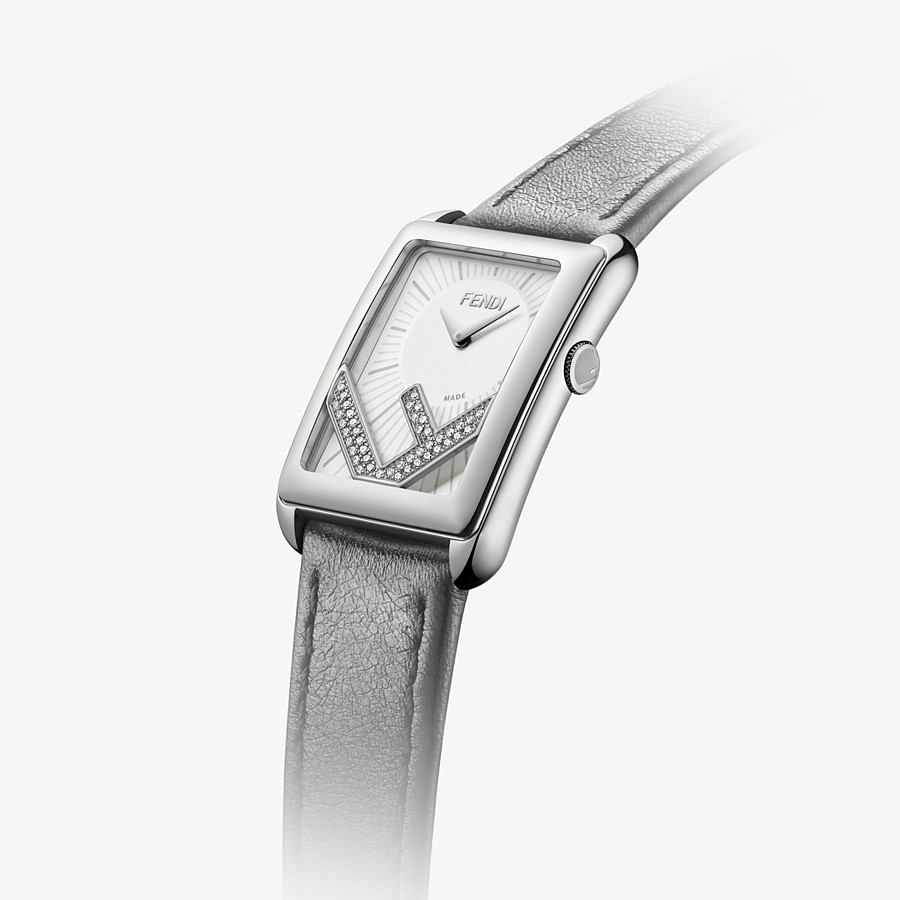 FENDI RUN AWAY - 22.5 x 32 MM - Watch with F is Fendi logo - view 3 detail