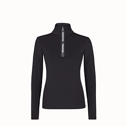 Fendi Jumper In Black