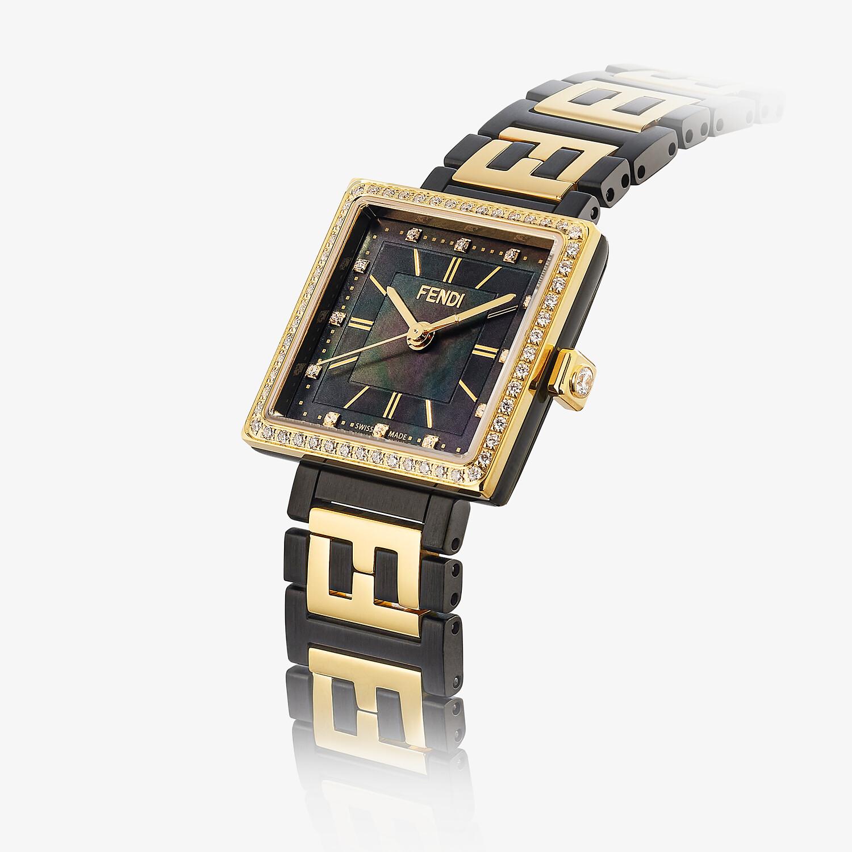 FENDI FOREVER FENDI - 23mm – Watch with FF logo bracelet - view 2 detail