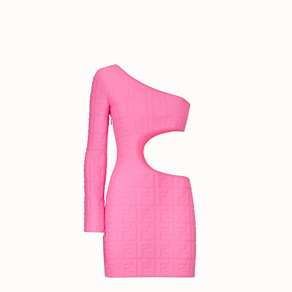 FENDI DRESS - Fendi Prints On Lycra® dress - view 1 small thumbnail