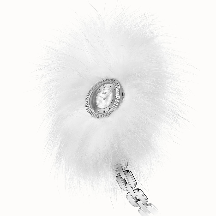 FENDI FENDI MY WAY - 36 mm - Uhr mit Fell-Glamy - view 4 detail