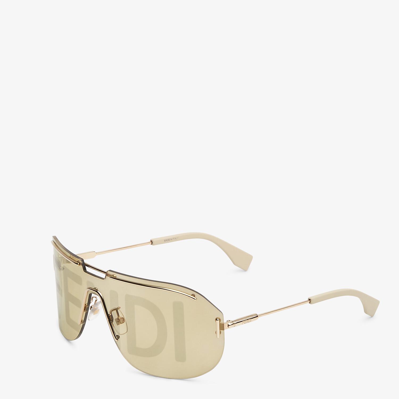 FENDI FENDI CODE - Fashion Show photochromatic sunglasses - view 2 detail