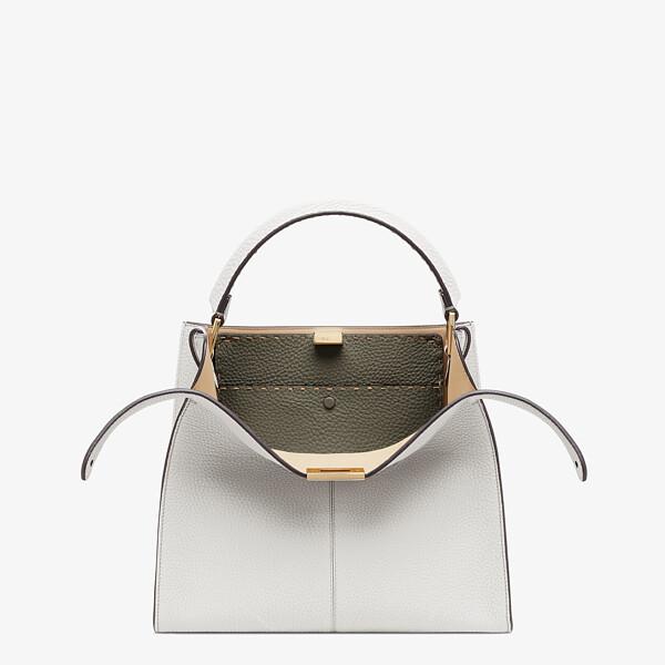 Light grey Selleria bag