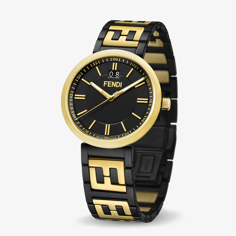 FENDI FOREVER FENDI - 39 MM - Watch with FF logo bracelet - view 2 detail
