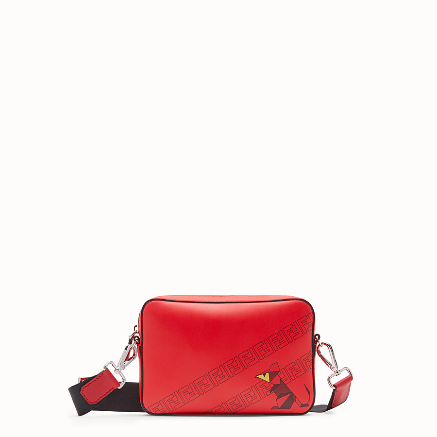 FENDI CAMERA CASE - Borsa Chinese New Year Limited Capsule - vista 1 dettaglio